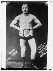 Peter Gotz - lightweight wrestler of the world  (LOC) (The Library of Congress) Tags: germany wrestling champion peter german wrestler libraryofcongress 1944 gotz lightweight 1857 xmlns:dc=httppurlorgdcelements11 dc:identifier=httphdllocgovlocpnpggbain11130 petergotz