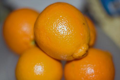 140/365 Oranges
