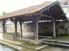 Orthez (64): le lavoir (fredpanassac) Tags: france eau ancien lavoir aquitaine béarn orthez pyrénéesatlantiques 64300