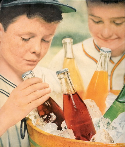 the bottles tell you detail 1957 (by senses working overtime)