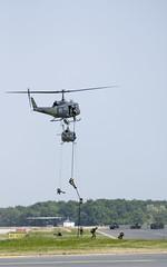 IMG_0890 (Dutchm4n) Tags: flying airshow huey helicopter stunt aerobatics uh1h