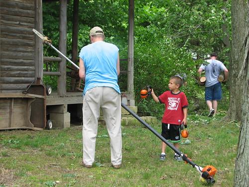 grandpa's helper