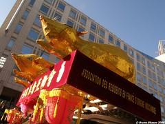 Défilé du nouvel an chinois, Chinatown Paris (13e)