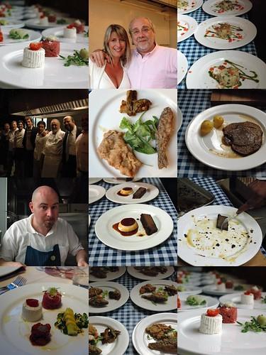 Cinque Osterie per Terra Madre, 11 Giugno 2008-Sala dei 200 Eataly