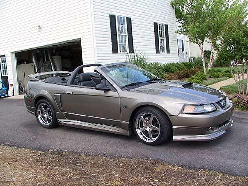 Roush Mustang Convertible