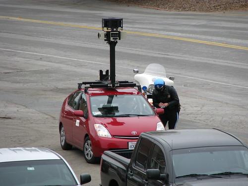 Policia detiene a Google