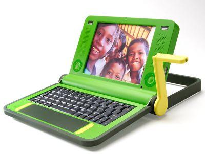 OLPC, One Laptop per Child