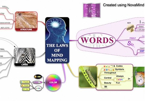 NovaMind Mind Mapping