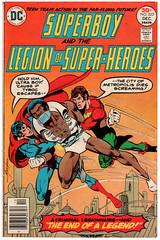 Legion of Super-Heroes 222 (Todd Wilson) Tags: comics superboy lsh legionofsuperheroes legionaires mikegrell