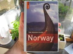 Rough guide to Norway (Xesc) Tags: book guide llibre roughguide insulindeweg normay