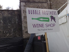 Bubble Brothers Sign