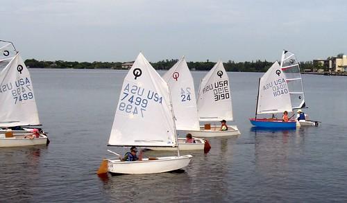 a. sailing