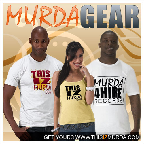 Murda 4 Hire Records & ThisiZMurda.com - Murda Gear