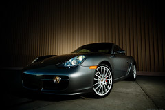 2008 Cayman S (simpsonyiu.com) Tags: sports car silver aka grey lights interestingness hp princess dr explorer spokes engine engineering s screen explore jens doctor german 25 porsche type boxer cayman gps lcd rims wu 2008 hid package navi 19 08 xenon hella loaded dubs fully 295 nickname h6 bixenon yahoooooo 34l 6250rpm