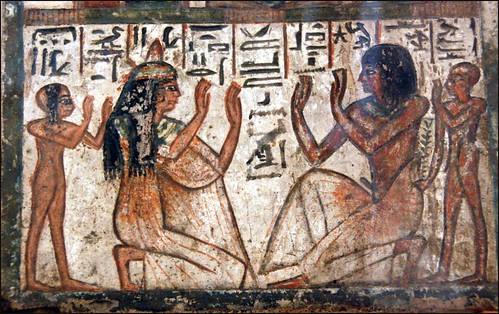 2008_0610_160709AA Egyptian Museum, Turin por Hans Ollermann.