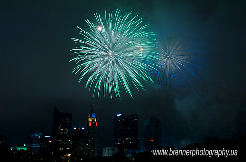 Columbus, OH Event Photography - Red,White & Boom  05