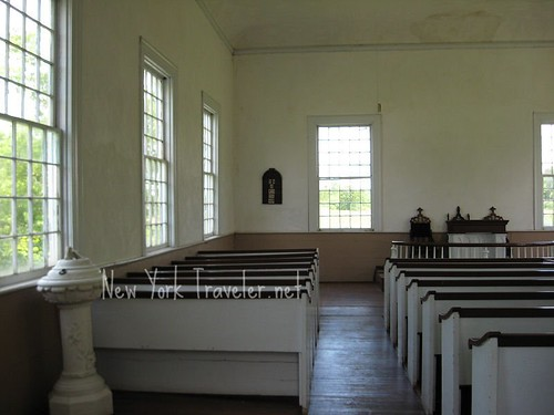 Methodist Church Interior 1