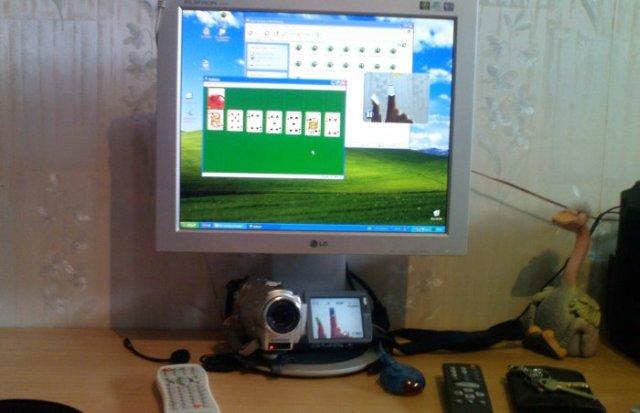 CamSpace: žaidžiame su web kamera