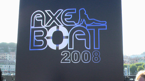 Axe Boat week-end, c partiiii !