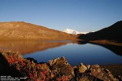 Sheosar Lake (tanveersattar) Tags: pakistan lake sheosarlake sakardu