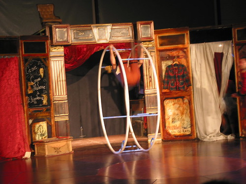 El Circo de la Sombra