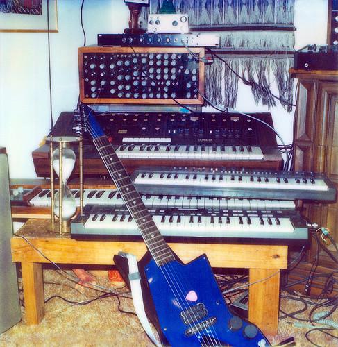 Pupaum Studio 29 June 1985