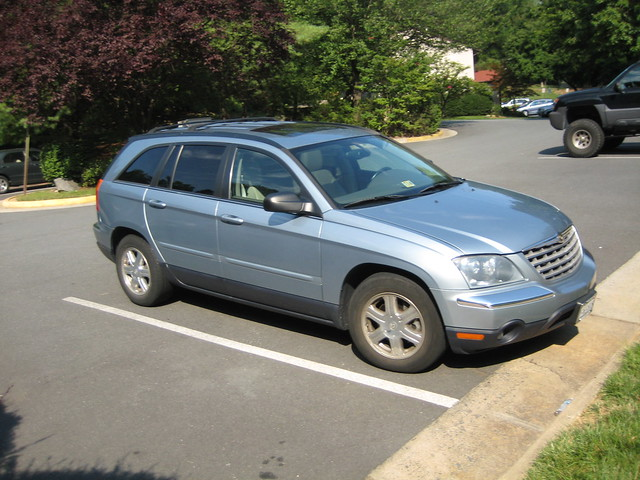 2004 chrysler pacifica chryslerpacifica