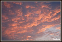 Pink clouds (Alinabionda) Tags: pink sky cloud clouds canon nuvole nuvola cielo justclouds ysplix canon40d excapture llovemypics alessandramariani