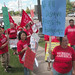 MN: Canvassers and Activists gather - Sen. Coleman; Health Care Reform