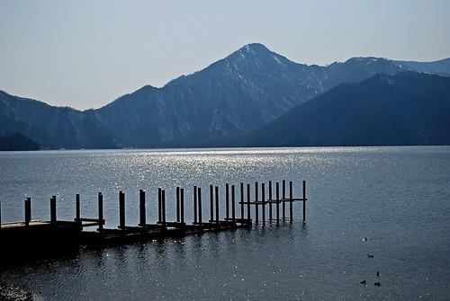 「日光 Spring 08」 Lake Chuzenji