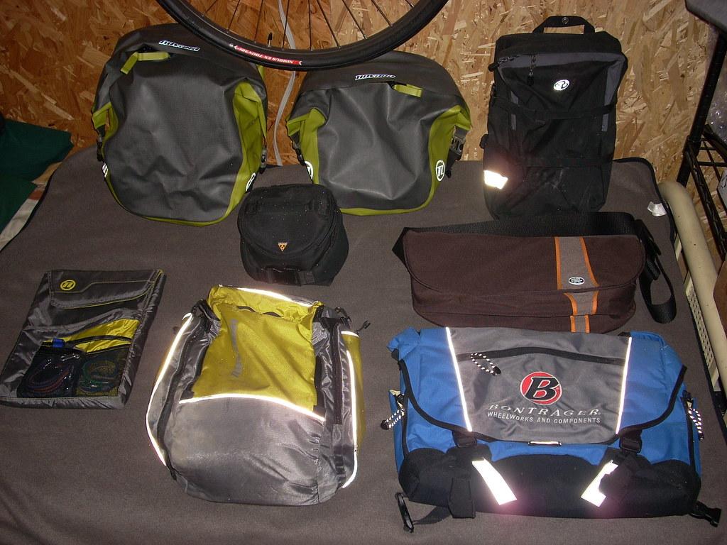 My bike bags