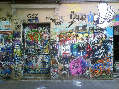 Gainsbourg house 1