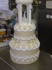 Foto dettaglio torta nunziale