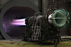 F-16 GE Engine - Afterburner Test (Kris Klop - clearskyphotography.com) Tags: usa plane airplane fire us airport aircraft aviation military engine f16 flame falcon usaf aeronautics afterburner fightingfalcon