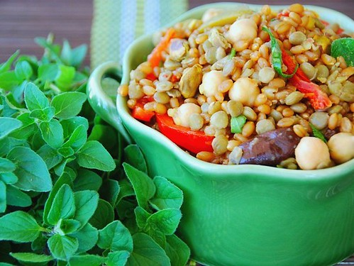 Mediterranean Wheatb