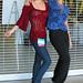 Myra Wood & Jennifer Hansen