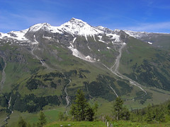 Riding up To The Gross-Glockner (Foto John) Tags: mountains austria grossglockner hochalpenstrasse