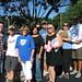 WI: AFT members, Milwaukee Labor Walk, August 16, 2008