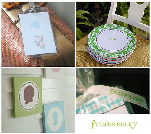 stationer spotlight: fontaine maury