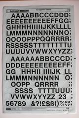 L1030274 (toby___) Tags: cabinet font transfer helvetica typeface letraset rubdown letratone letragraphica instantex
