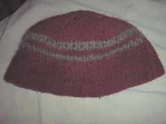 EZ hat after felting