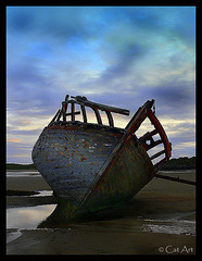 Bunbeg Wreck (Cat-Art) Tags: ocean she life old ireland winter sea wild sky irish men art beach broken water beautiful last waves sad searchthebest photos famous shoreline eire gales her atlantic explore cameras shore elements stunning record 70s rough wreck reflexions soe hdr lash boby savage irishart clicking salmonfishing weatherbeaten demise catart codonegal bunbeg remmants clings 5photosaday outstandingshots flickrsbest braved hdrunlimited top20ireland abigfave besthdr imagesofireland goldstaraward viewsofireland rubyphotographer flickrlovers catshatwell magherclogher eddiesboat bdeddie doublevisionimages laurimcaleenan goldenmasterpiece pleaseaddtomorepools imagefromireland catart~catshatwell