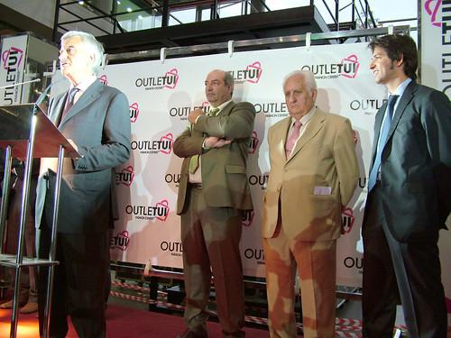 Inauguração do OutleTui