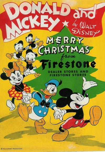 donaldmickeychristmas1945