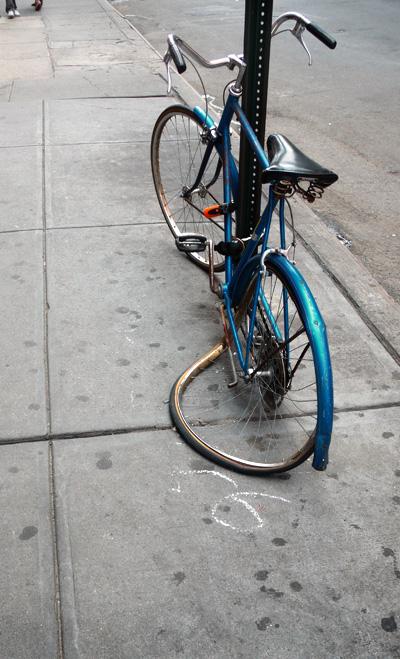 Bici derrengada