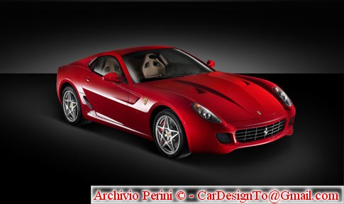 FERRARI 599 GBT - FIORANO - The Car