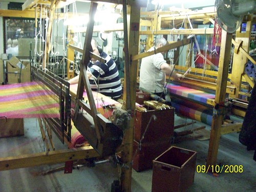 Ireland - Killkenny to Wicklow - AVOCA Weavers