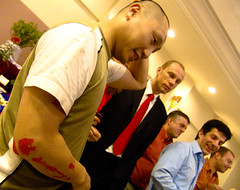 Tattooed Wong