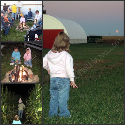 Harvest Moon Collage
