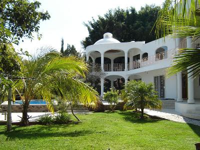 Hacienda home